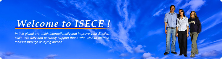 Welcome to ISECE !